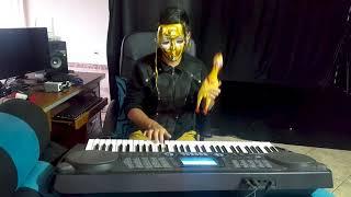 NiñaChay tocado en Piano Acustico sale mal #FherGomez (Fail)