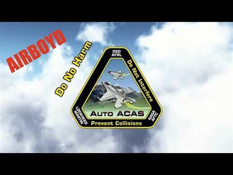 Automatic Air Collision Avoidance System (Auto ACAS)