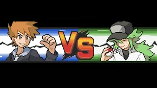 Pokemon: Blue VS N
