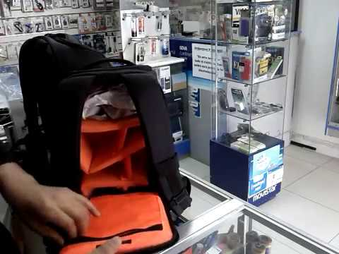 ce4a909d62fa Mochila profesional Fancier King Kong i20 - YouTube