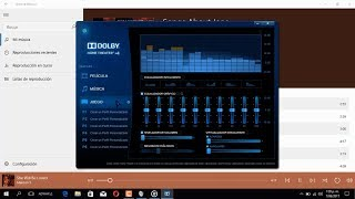Instalar Dolby Home Theater v4 | Windows 10 [ 2017 ]