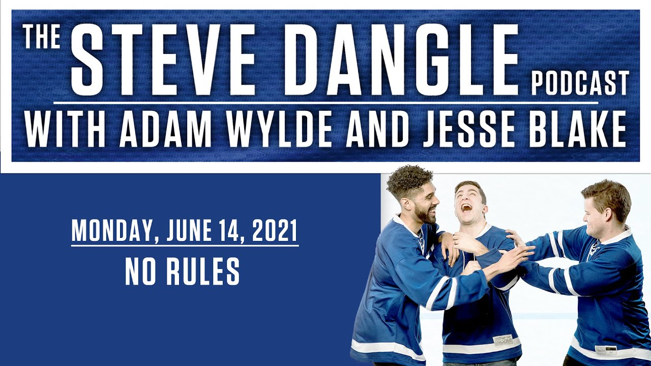 No Rules   The Steve Dangle Podcast