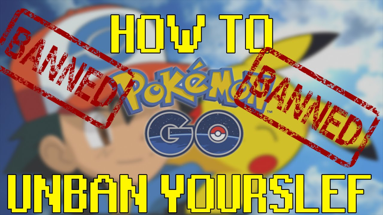 Failed to pokemon get player information from server - How To Unban Yourself From Pokemon Go 2016 11 08