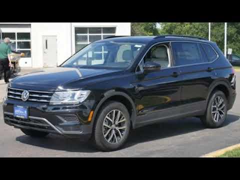 New 2019 Volkswagen Tiguan Saint Paul MN Minneapolis, MN #92479