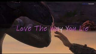 Love The Way You Lie HTTYD