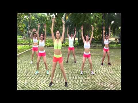 Aerobic sôi động( Misa Aerobic)-DVD SO 4 PHẦN 1