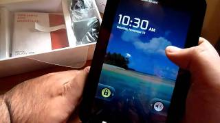 One of Andru Edwards's most viewed videos: Samsung Galaxy Tab review