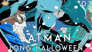 Batman The Long Halloween - 03 || Holiday || DC Comics in Hindi || #ComicVerse