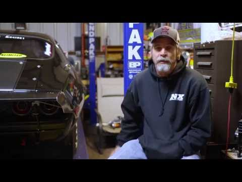 Derek Travis and Monza of OKC Street Outlaws – This is my BendPak