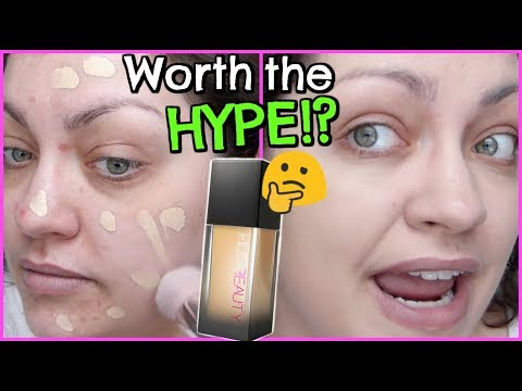 YouTube Made Me Buy It!: HUDABEAUTY #FauxFilter Foundation
