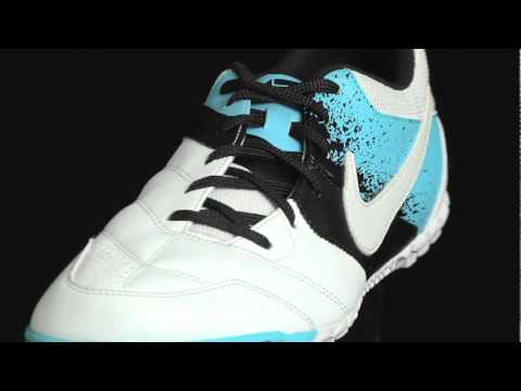 Nike5 Bomba Indoor Soccer Shoes (WINDCHILL/WINDCHILL/BLACK)