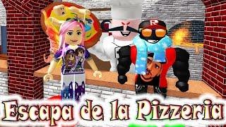 ROBLOX: ESCAPE FROM PIZZERIA!