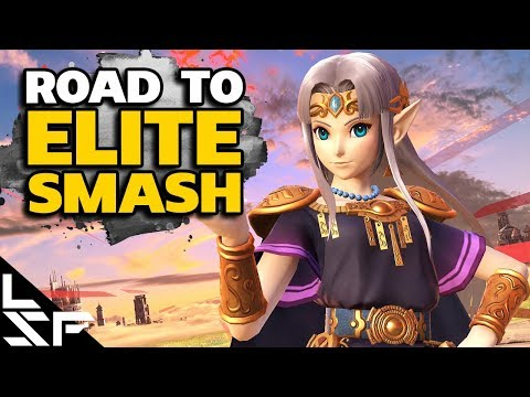 Zelda Road to Elite Smash - Super Smash Bros Ultimate #1 thumbnail