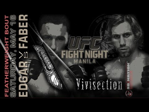 UFC Fight Night Manila Faber vs. Edgar MMA Vivisection previews, predictions, odds