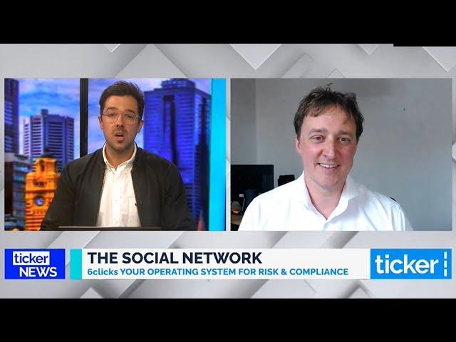 Risk & Compliance   6clicks   The Social Network   24 November