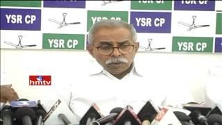 YS Vivekananda Reddy Sensational Comments On AP TDP Over MLC Elections   HMTV