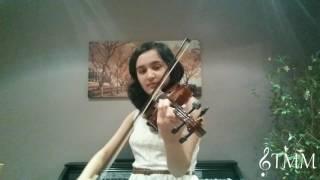Sun Raha Hai Na Tu Violin Cover   Triple M Music