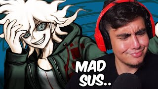 ITS ONLY THE FIRST CLASS TRIAL AND NAGITO IS ALREADY THE ULTIMATE SUS | Danganronpa 2 [5]