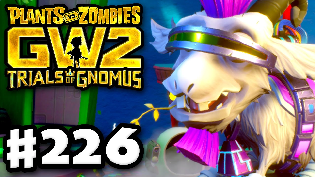 HOVER-GOAT 3000! New Character! - Plants vs  Zombies: Garden Warfare 2 -  Gameplay Part 226 (PC)
