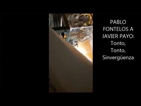 Grabación de las amenazas e insultos al concejal del PSOE de Lominchar, Javier Payo
