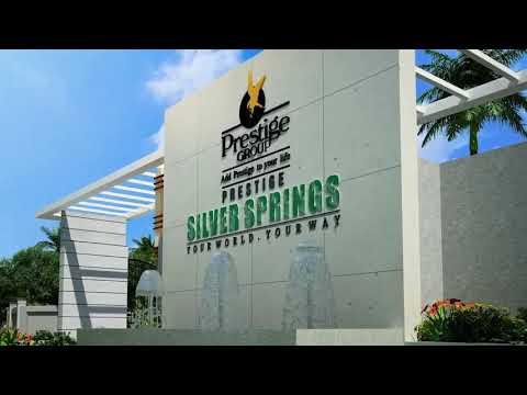 Prestige Silver Spring - A Luxury Villa In Chennai