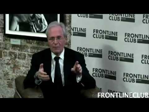 Alan Cowell in conversation with Charles Glass - The Paris Correspondent
