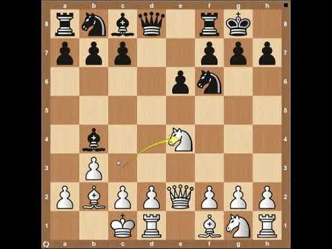 Chess Opening: Reti Gambit