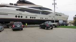 Palmer Johnson Rolls Out Largest Yacht Yet