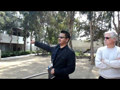 Salk Institute for Biological Studies Tour (Part 1)