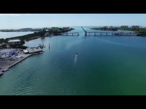 Blasting Around Sarasota Bay