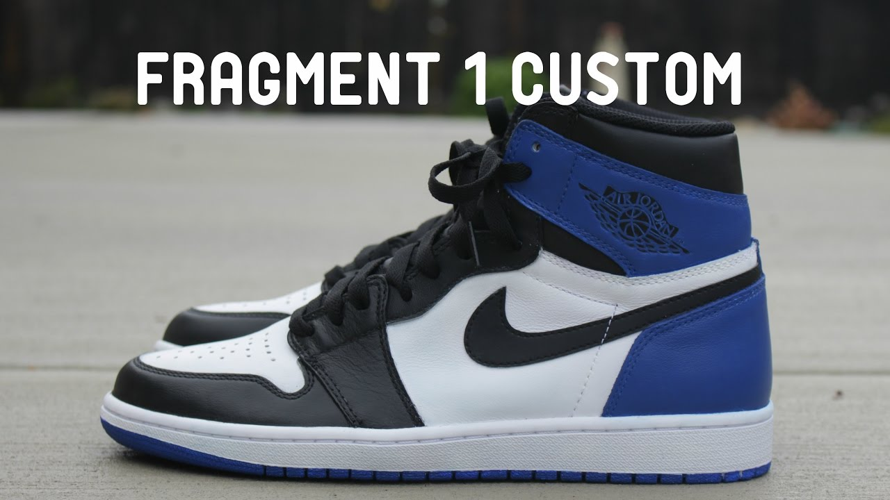 buy popular 5995b 3e0cf HOW TO Custom Fragment 1 s