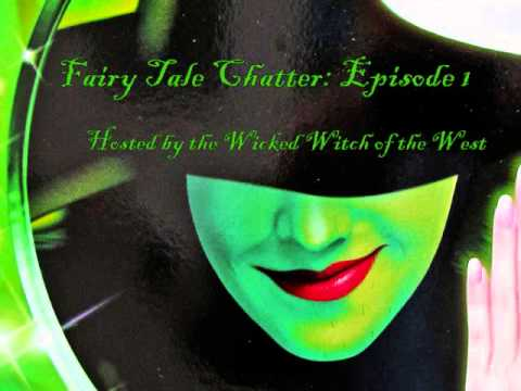 ASMR Fairy Tale Chatter #1: Wicked Witch of the West
