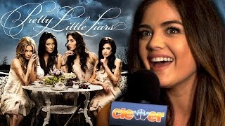 "Lucy Hale ""Lie A Little Better"" Inspired By Someone on PLL - EXCLUSIVE"