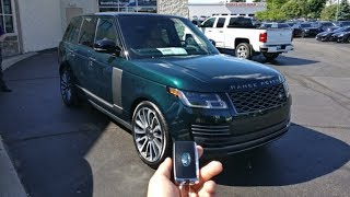 Download Taking Delivery Of A 2018 Range Rover Autobiography!! Mp3 and Videos