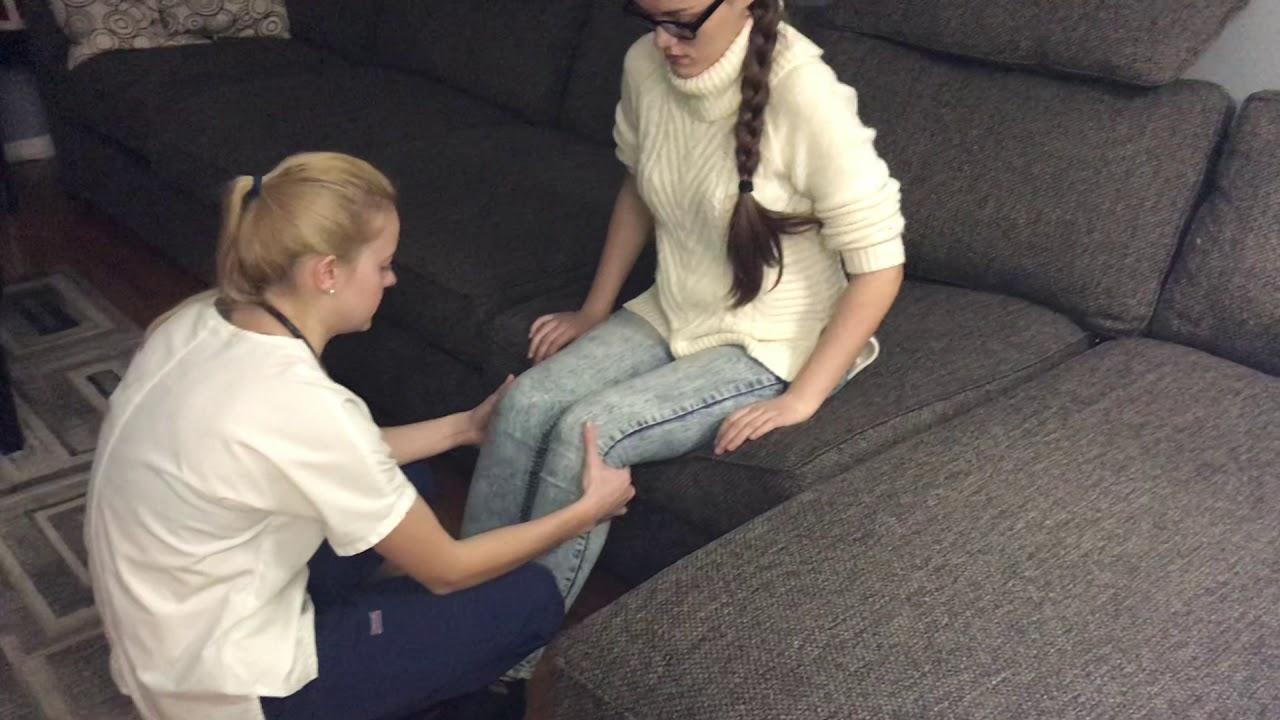 Nursing head to toe Assessment - YouTube