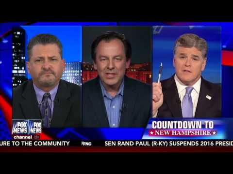 Rick Tyler Sets the Record Straight on Hannity - February 4, 2016