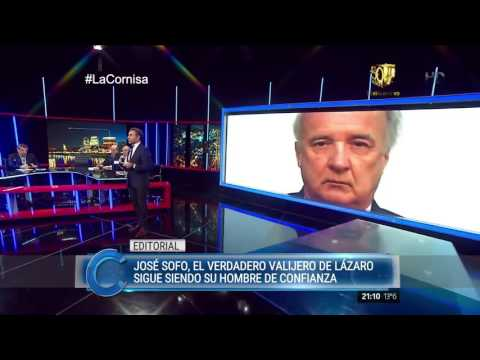 Lázaro Báez le pagaba las expensas a Cristina Kirchner con plata de Austral Construcciones