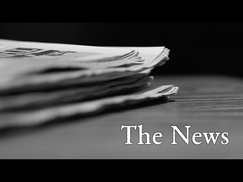 """The News"" Christmas Mini-Movie for Advent & Christmas Eve (2015)"