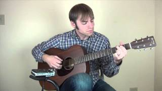 """Limehouse Blues,"" solo fingerstyle guitar"