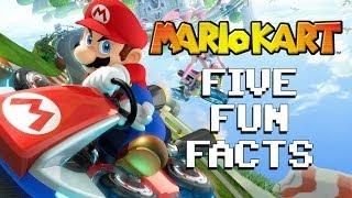Five Fun Facts - Mario Kart