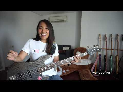 kotak---terbang-(bass-cover-by-wanda-omar)