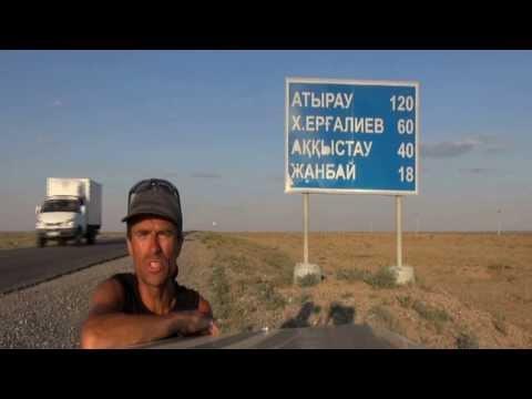 REISVERSLAG fieten doorheen het noorden van KAZAKHSTAN (deel 1)