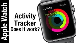 Apple Watch - Activity Tracker - Does it work?