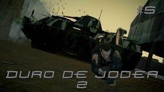 GTA 4 Duro de joder 2 (Loquendo) Cap 5. Guerrero de metal (HD)