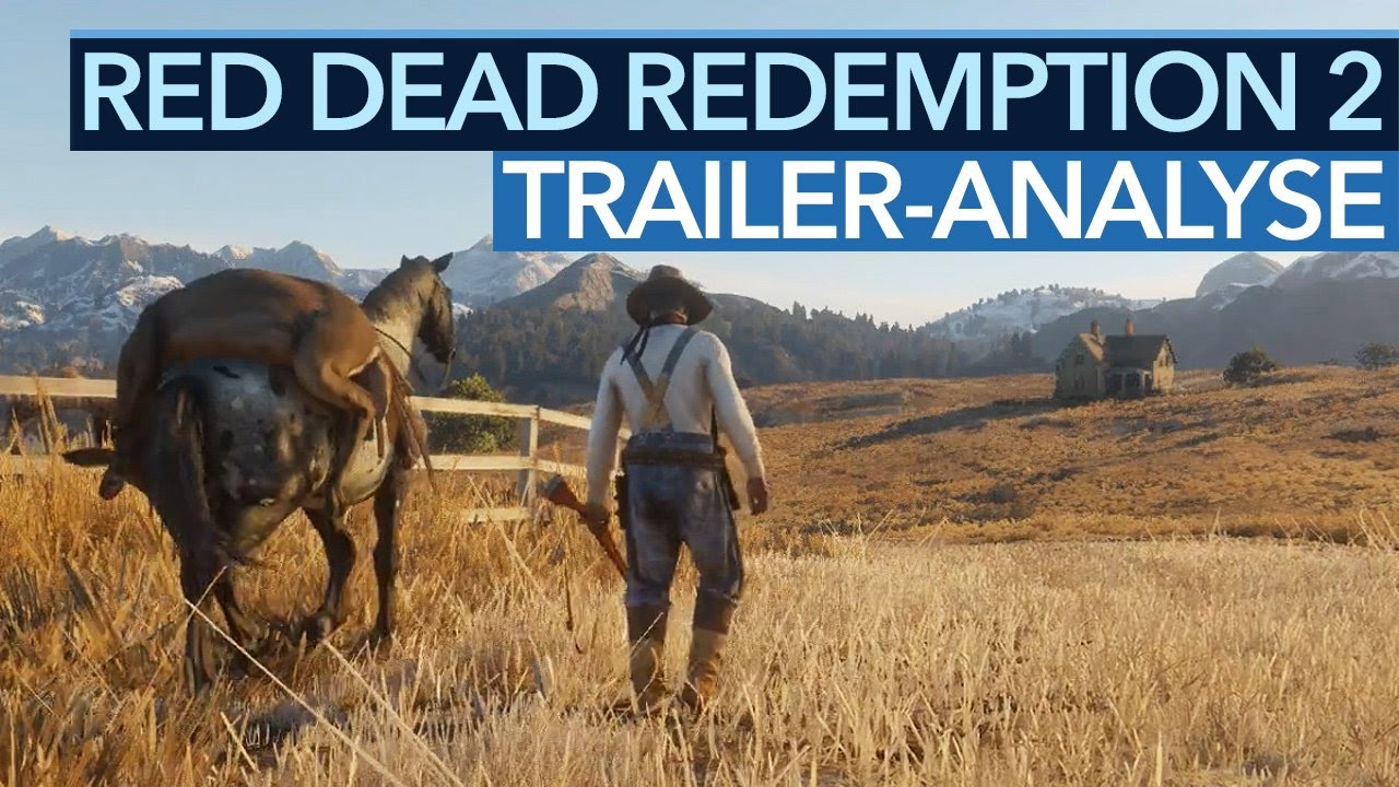 red dead redemption analysis