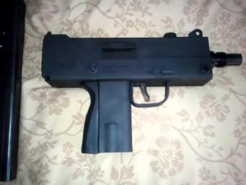 My new MasterPiece Arms MPA 9mm Mini-MAC [Added range report ...