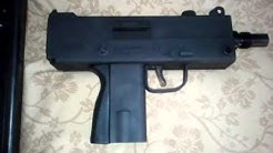 Review of my Masterpiece Arms MPA 45 copy of a MAC 10 45 acp