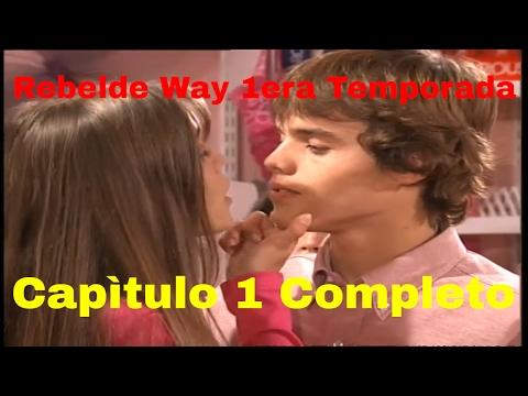 Rebelde Way - Capítulo 1 Completo