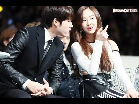 (we got married) INFINITE Woohyun and SISTAR Dasom Moments Sure.