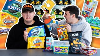 CrispyRob testet VIRALE SNACKS! 🤤(+ ROB´s SWEET BBQ REVIEW!)